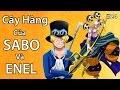 Minecraft One Piece Tập 24 - Cây Hàng Của Sabo Và Enel | POBBrose ✔