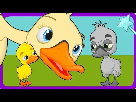 Il Brutto Anatroccolo storie per bambini   Cartoni animati