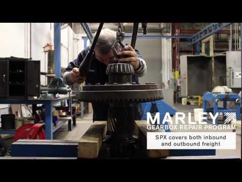 Marley Gearbox Repair Program