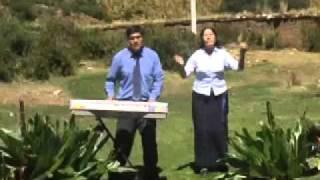 Quiero Vivir Para Ti Señor - Rubén Diaz Y Esposa