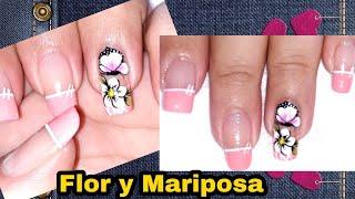 Uñas Rosa Pastel