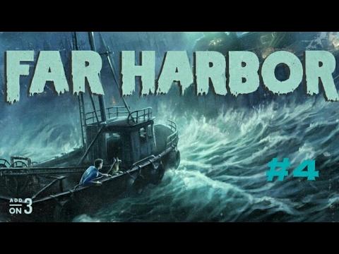 Becoming a Far Harbor Citizen!   FALLOUT 4 - Far Harbor DLC #4