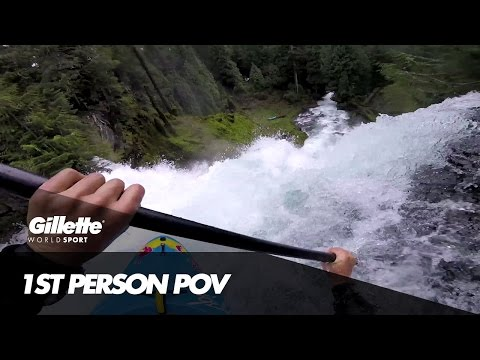 Extreme Kayaking with Aniol Serrasolses | Gillette World Sport