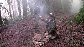 Wet Weather Bow Drill Practice (Featuring Morgan Garrett)