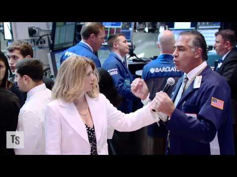 Trader: ADP Signals Economy Rolling Over