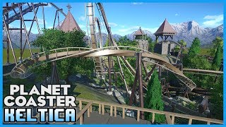 KELTICA! Tales of the Highlands! Spotlight 214 #PlanetCoaster