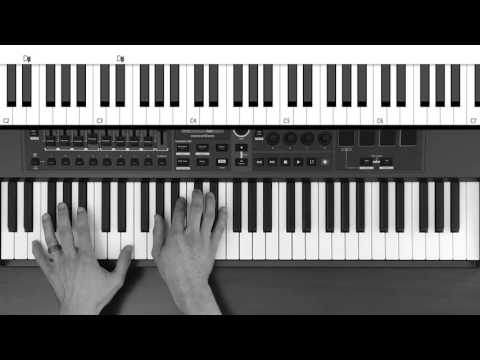 Piano Tutorial - Lion and the Lamb by Bethel Music and Leeland