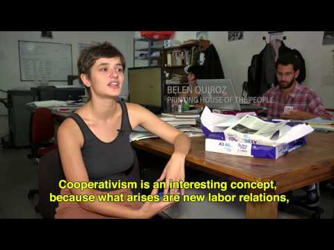 Inside The Americas - Workers' Cooperatives in Argentina