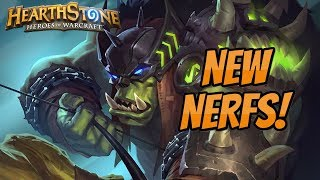 New Hearthstone Nerfs and all about them   End of Hunterstone?