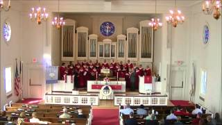 How Can I Keep From Singing - Taylor Davis - Fairlington United Methodist Church - Chancel Choir