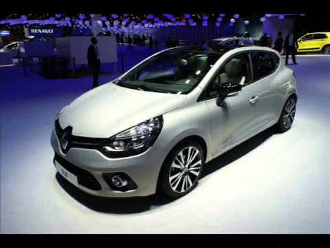 All New 2015 Renault Clio Initiale Paris 2014 Paris Motor Show