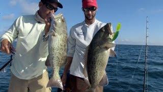 Reel Time Florida Sportsman - Inshore Grouper - Season 1 Ep. 1 RTFS