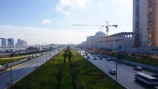 إتمام الاشغال الكبرى لمئذنة جامع الجزائر   2017 Grande mosquée d