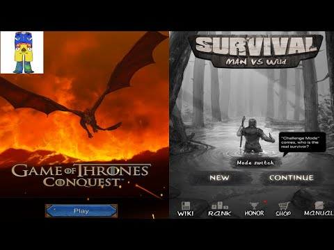 NOOBS PLAY GAME OF THRONES FROM SCRATCH