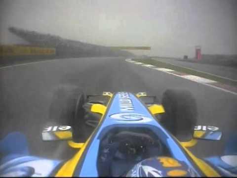 F1 2006 CHI - Alonso