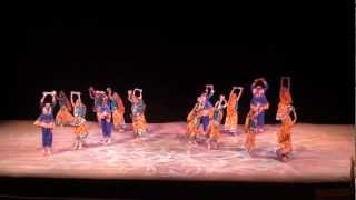 Western Canadian Raas Garba Competition 2012 - Vancouver Folk - 1st Place