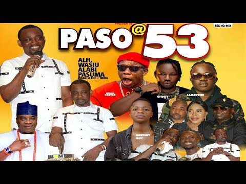 Download Series 1 | Official Paso @53 Birthday Bash | K1, Q-Dot, Jamo Pyper, small doctor, Celebrate Paso @53