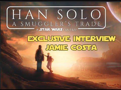 Han Solo: A Smugglers Trade - Jamie Costa Exclusive