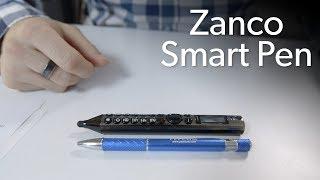 Zanco Smart Pen unboxing: Is it a pen or is it a phone?