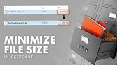 3D files can be very heavy - Here's how to reduce the STL/OBJ file