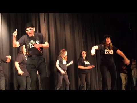 Lip Sync Battle Old Bridge High School Video