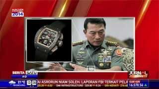 Media Singapura Soroti Arloji Rp 1 Miliar Jenderal Moeldoko
