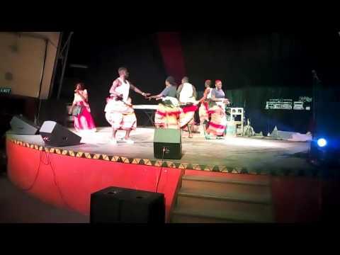 The Gganda cultural troupe Nairobi