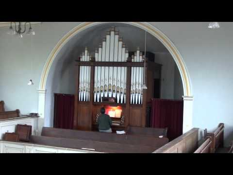 """""""Behold the Servant of the Lord"""" Played at Wall Chapel Cornwall,26/04/14"""
