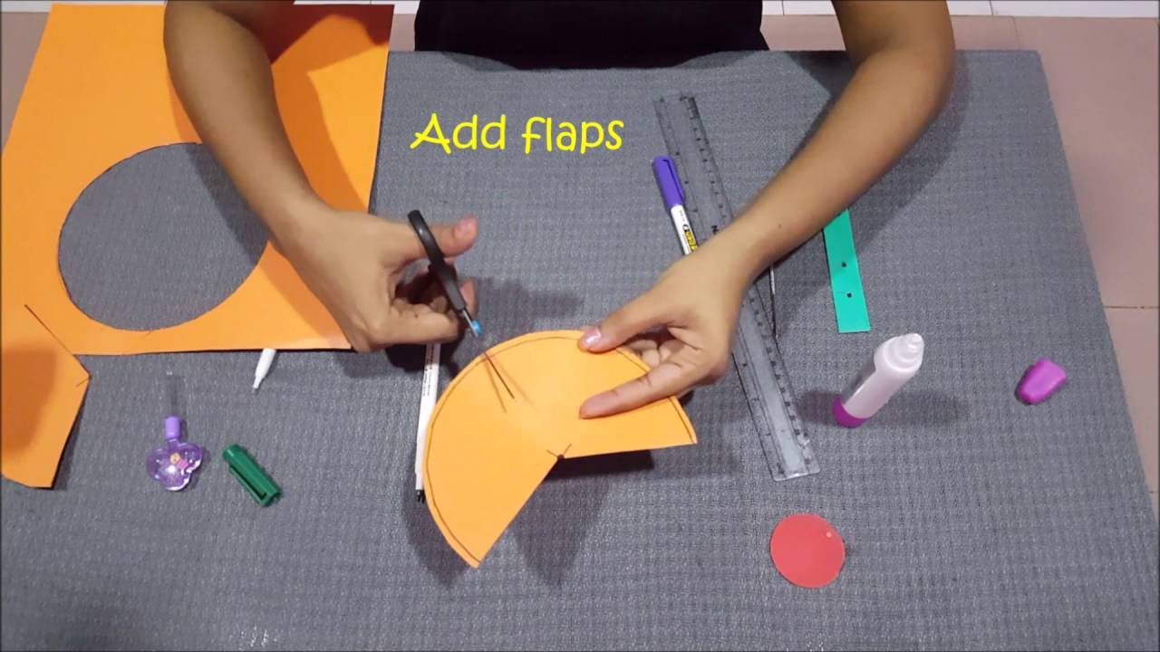 How To Make A 3d Cone Youtube