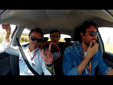 Loris Capirossi applaude al rientro di Valentino Rossi e ci parla di incidenti e...moto elettriche