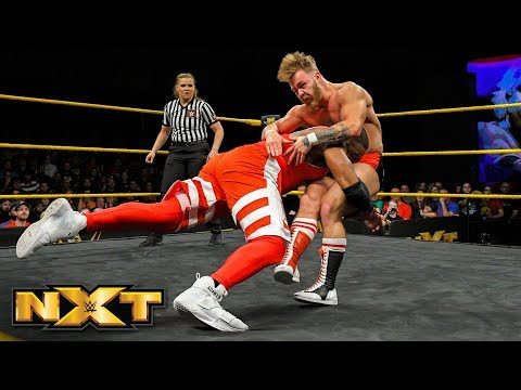 Moustache Mountain vs. Street Profits: Dusty Rhodes Classic First-Round Match: WWE NXT, Mar. 6, 2019