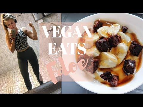 Full Day Of Eating // Vegan Bodybuilder