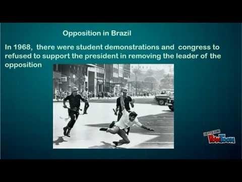 Military dictatorships in Latin America