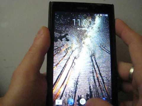 Обзор прошивки Carbon 2.0 Nokia XL Android 4.1.2