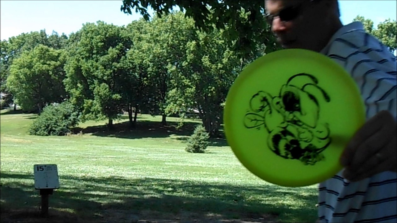 Disc golf dayton ohio