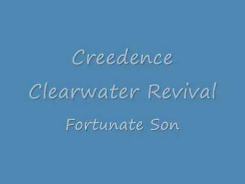 Buciu de Culu Film: Creedence Clearwater Revival - Fortunate Son (lyrics)