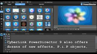 """CyberLink PowerDirector 9 Review"""