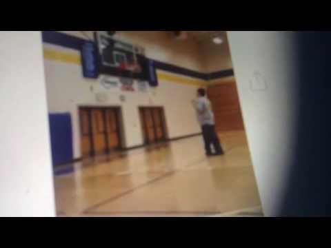 Me Playing Basketball At My Kingsford Middle School Yesterday