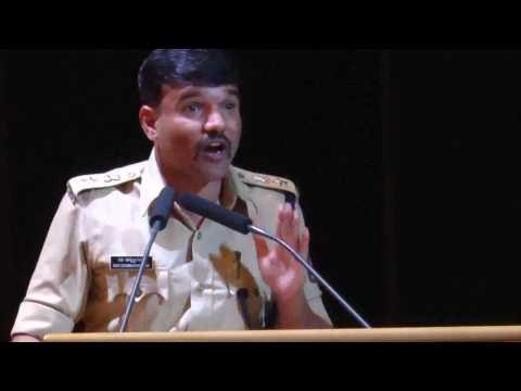 Ravi D Channannavar IPS Speech At Infosys Campus Mysore