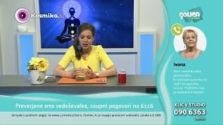 KosmikaTV: Vedeževalka Špela - Ljubosumje in zavist (14.6.2017)
