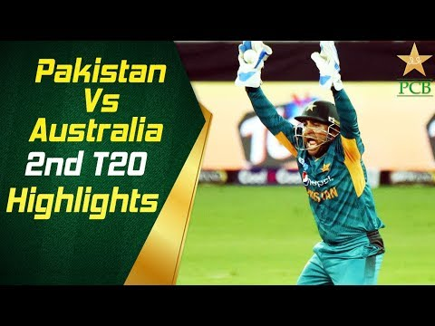 Pakistan Vs Australia 2018 | 2nd T20I | Highlights | PCB