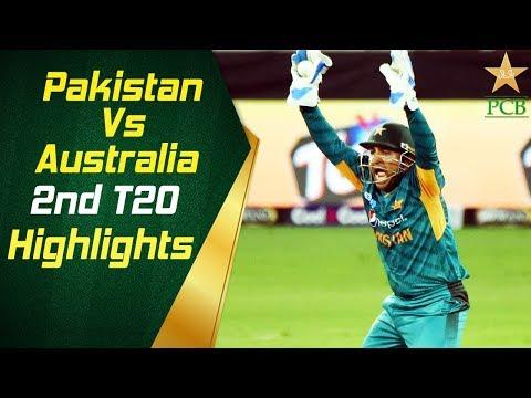 Pakistan Vs Australia | 2nd T20I | Highlights | PCB