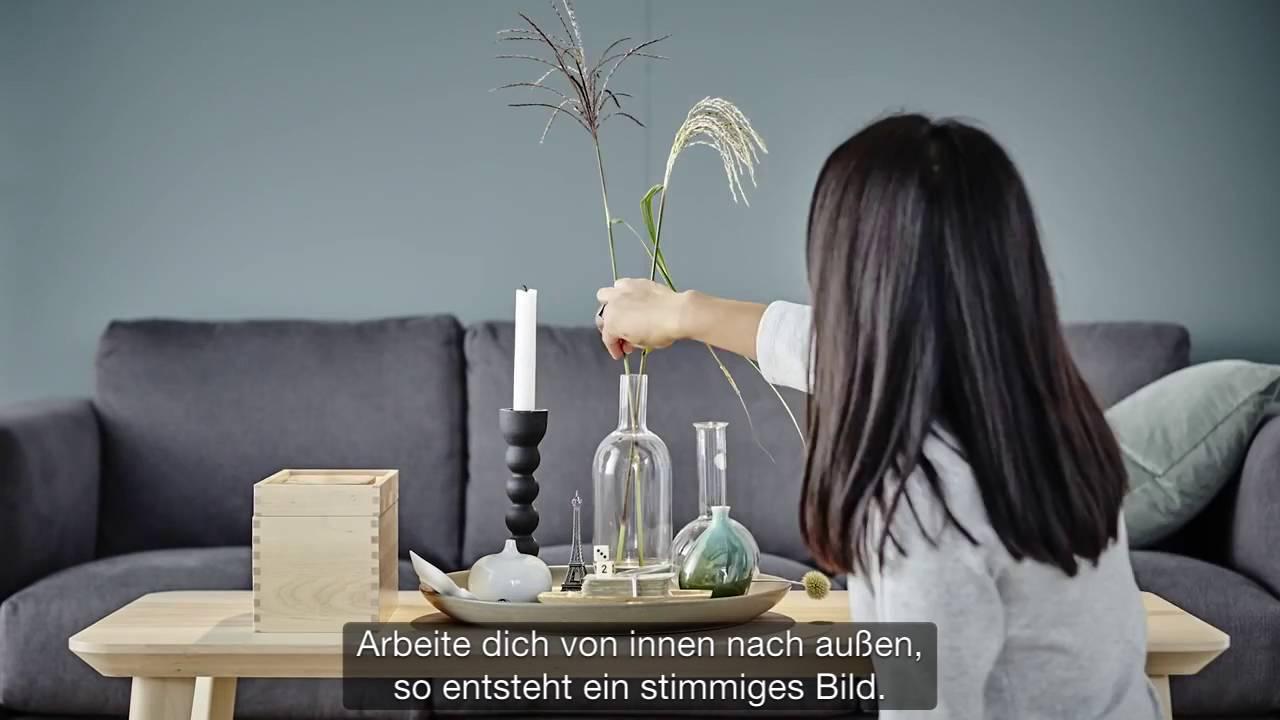 Ikea Geheimtipps Zur Gestaltung Deines Couchtisch Youtube