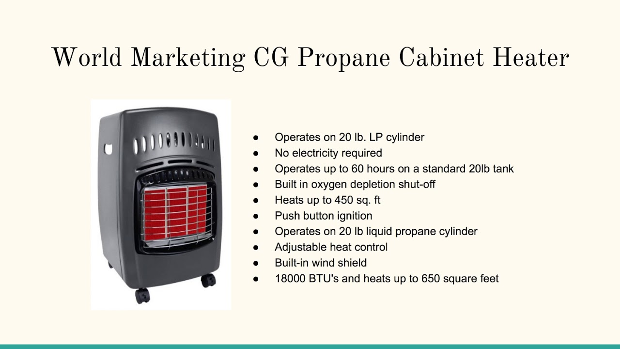 Non Electric Heaters Indoors - YouTube on Indoor Non Electric Heaters id=67058
