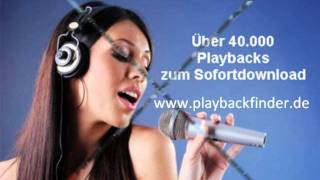 Der Malocher - Playback/ Karaoke-Version in the art of Udo Lindenberg