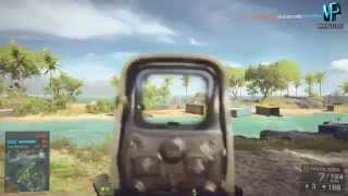 Battlefield 4 PS4 Rush Lost Islands BF4 PS4 Naval Strike Gameplay