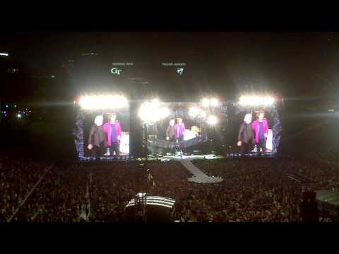 Rolling Stones in Atlanta - with Chuck Leavell