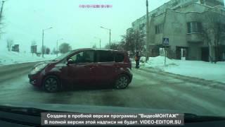 ДТП 6.02.2116. Новокузнецк, Ильинский р-н