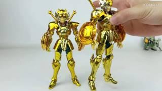 [TIMLIN] Review Libra Dohko Saint Seiya Cloth Myth EX metal armor speeding CS Aurora model