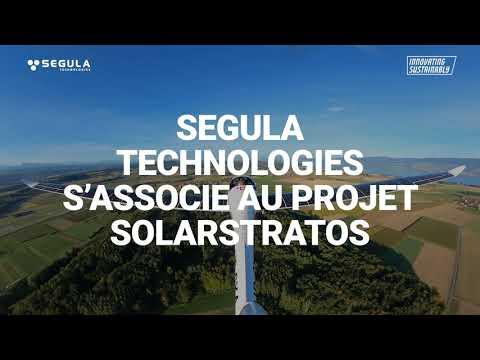 [InnovateSustainably] SEGULA contribue à faire voler un avion 100% solaire dans la stratosphère